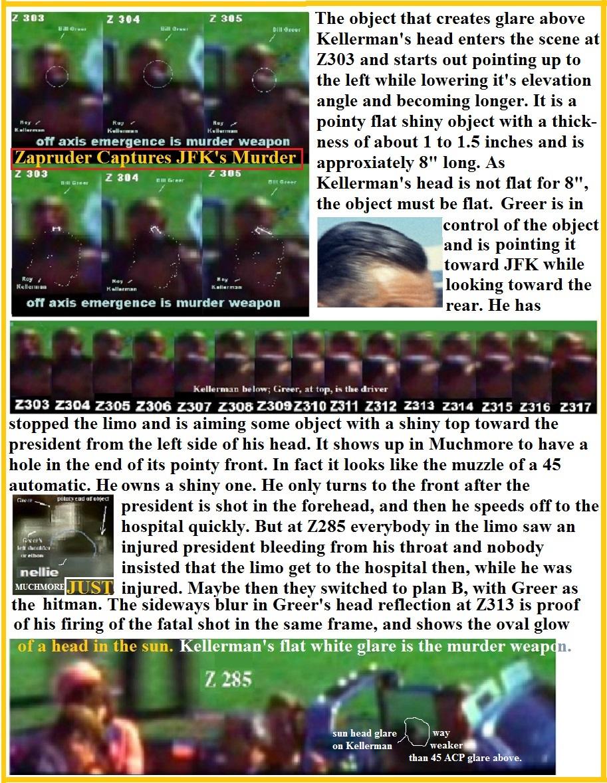 Zapruder captures JFKs Murder rev 1
